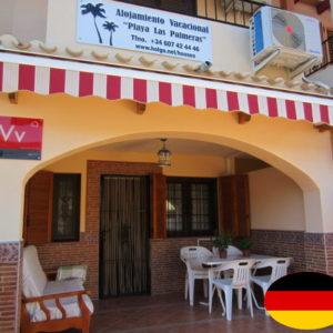 Vivienda Turistica - Playa Las Palmeras - Ref. MU001